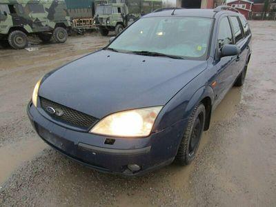 begagnad Ford Mondeo 2.0 TD kombi Tubo Diesel Endast 12181 mil