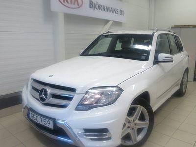 begagnad Mercedes 220 Benz GLK CDI 4matic 2014, Personbil 199 900 kr