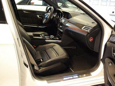 gebraucht Mercedes E63 AMG S 4-Matic Sv-Såld