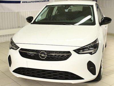begagnad Opel Corsa Edition 1.2T 100hk M6
