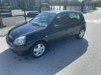 begagnad Renault Clio