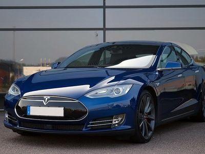 begagnad Tesla Model S P90D INSANE 2016, Sedan 719 000 kr