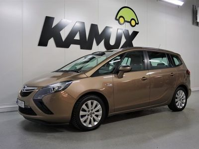 begagnad Opel Zafira Tourer 1,6 CDTI ecoFLEX 7-sits 136hk