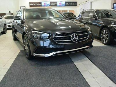 begagnad Mercedes E300 - Benzsedan Värmare Drag
