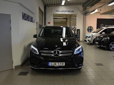 begagnad Mercedes GLE350 d/4Matic