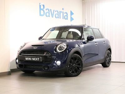begagnad Mini Cooper S S 5-dörrar Chili Experience Automat Connected Nypris 328