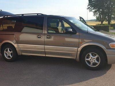 begagnad Chevrolet Trans Sport