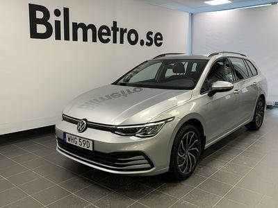begagnad VW Golf 1.5 eTSI DSG 2021, Halvkombi Pris 335 100 kr