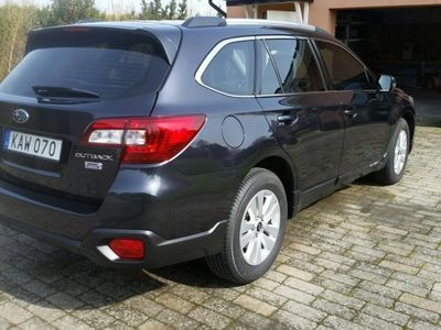 begagnad Subaru Outback 2.0D Ridge -16