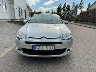 begagnad Citroën C5 1,6 HDi, Drag
