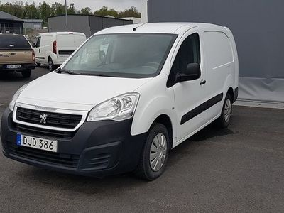 begagnad Peugeot Partner 1.6 BlueHDI Skåp (100hk) AUT