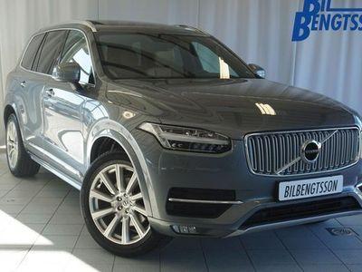 begagnad Volvo XC90 D5 AWD Inscription 7-säten 2018, SUV 439 500 kr