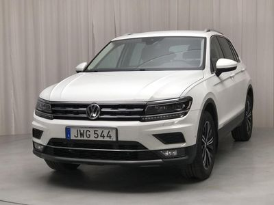 gebraucht VW Tiguan 2.0 TDI 4MOTION (190hk)