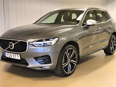 begagnad Volvo XC60 T6 AWD GEARTRONIC R-DESIGN