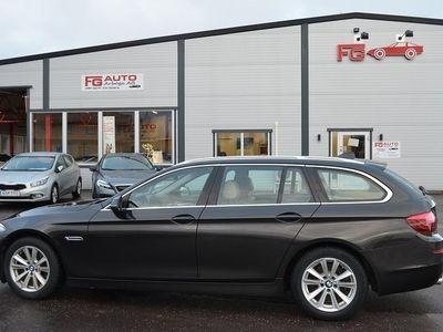 begagnad BMW 520 d xDrive Touring Steptronic Euro 6 184hk