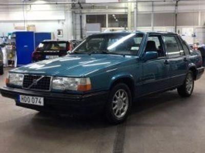 begagnad Volvo 944 2,3 Turbo Skattad och Besiktad -96