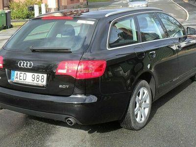 begagnad Audi A6 Avant 2,0T (1080:-/mån)
