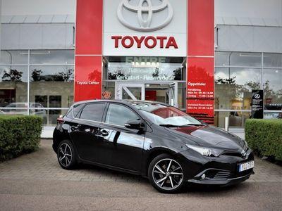 begagnad Toyota Auris Hybrid 1,8 5-D Touch & Go Edition