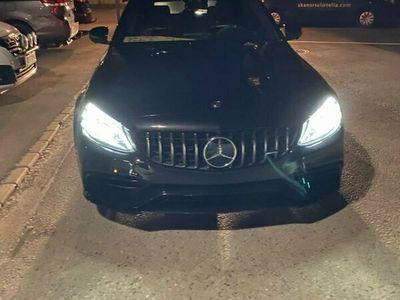 begagnad Mercedes C63S AMG AMG