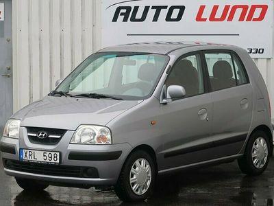 begagnad Hyundai Atos Prime 1.1 63hk AC NYSERVAD NYBES