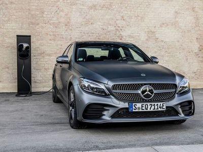 begagnad Mercedes C300 Sedan SE Edition Privatleasing