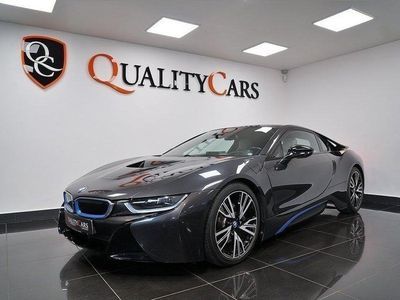 begagnad BMW i8 Head-Up/ Sv-såld/ 3551 Mil