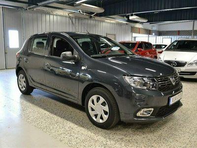 begagnad Dacia Sandero Familly Edition, Manuell, 90hk, GPS, Metallic