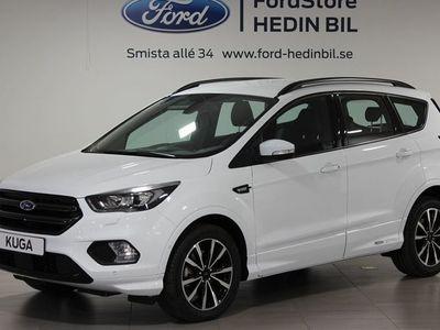 used Ford Kuga ST-line Demobil