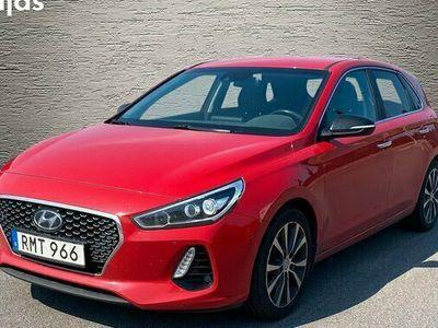 begagnad Hyundai i30 2018, Halvkombi Pris 149 000 kr