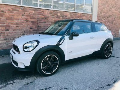 begagnad Mini Cooper S Paceman ALL4 Automat Chili 190