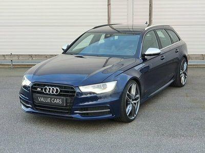 begagnad Audi S6 4.0 TFSI V8 420 HK BI TURBO S TRONIC QUATTRO SV-SÅLD