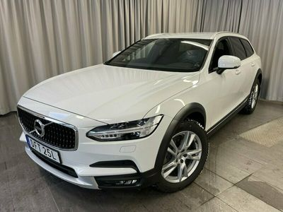 begagnad Volvo V90 CC D4 AWD Advanced SE III 2020, Kombi Pris 429 000 kr