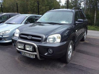 begagnad Hyundai Santa Fe 2.7 V6