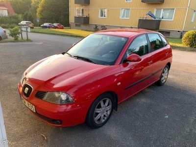 begagnad Seat Ibiza 1.4 Sport -05