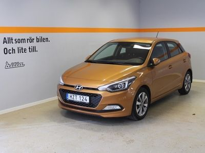brugt Hyundai i20 1.4 100 hk M6 Premium