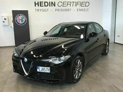 begagnad Alfa Romeo Giulia 2.0 TBi Automatisk, 200hk