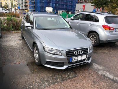 begagnad Audi A4 Avant 1,8 TFSI