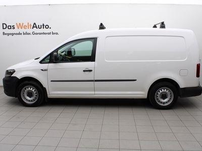 begagnad VW Caddy Maxi EU6 TDI 102HK DSG