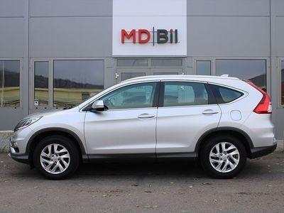 begagnad Honda CR-V Elegance 1,6 i-DTEC 4WD EU6 160hk -15