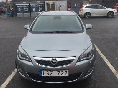 begagnad Opel Astra Sportstourer 1,6 180hk Dragkrok