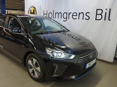 begagnad Hyundai Ioniq Plug-in PremiumPlusEco Taklucka/Vent framstolar