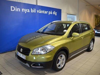 begagnad Suzuki SX4 S-Cross 1.6 SX4 2013, Halvkombi 129 000 kr