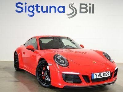 begagnad Porsche 911 Carrera 991 4 GTS PDK Euro 6 450hk
