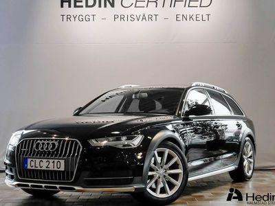 begagnad Audi A6 Allroad QUATTRO // Backkamera & Dragkrok //