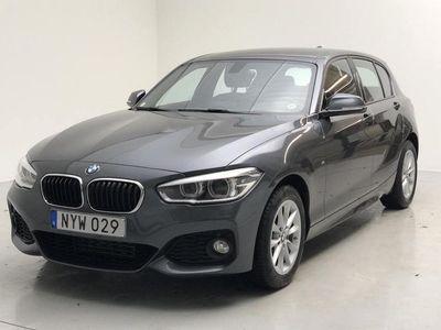begagnad BMW 120 1-serien d xDrive 5dr, F20