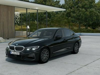 begagnad BMW 330e xDrive Sedan M Sport Navi Drag Fartpilot Backkamera