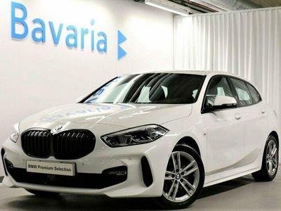 begagnad BMW 118 i M-Sport Drag Park Assist Hifi Aut
