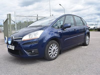 begagnad Citroën C4 Picasso 2.0 HDiF EGS 136hk -07