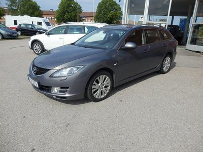 begagnad Mazda 6 Wagon 2.2 13hk -09