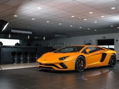 begagnad Lamborghini Aventador S LP740-4 / Full Carbon
